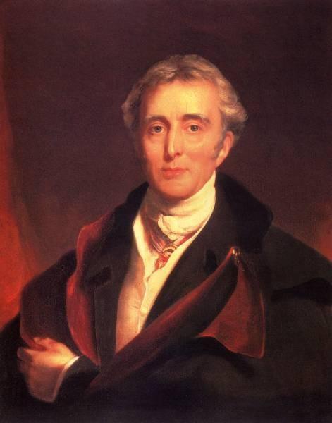 Lawrence Sir Thomas Portrait Of The Duke Of Wellington